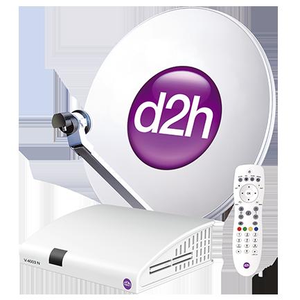 Digital Set Top Box, Digital Tv Setup Box -d2h