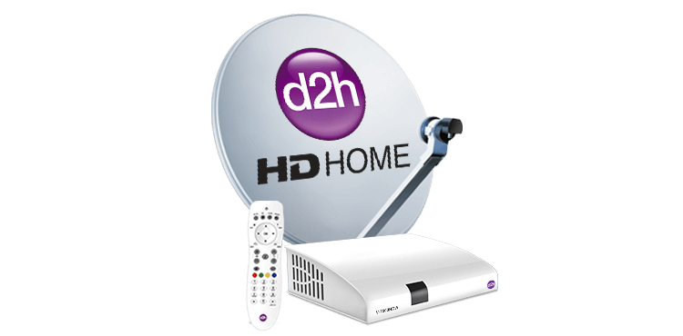 Direct to Home, Best DTH Service in India – d2h