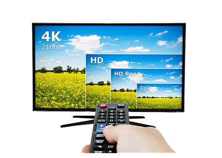 4K Ultra HD Set Top Box   d2h DTH Service India